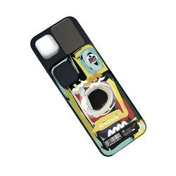 case 483-MM-card slide