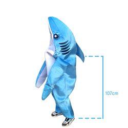 프리미엄 상어 샤크 코스튬 의상 (아동용)