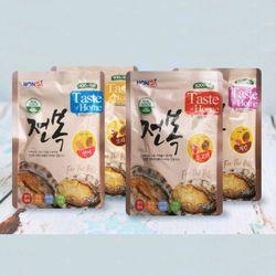 국산 강아지간식 NONDA 전복 소고기 50g 10개