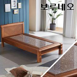 보루네오 하우스 모닝듀 온열 맥반석 돌침대 싱글 YS301S