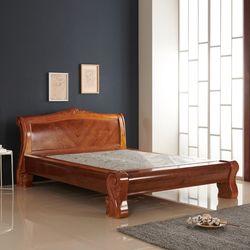 보루네오 하우스 모닝듀 원목 온돌 침대 퀸 YS115