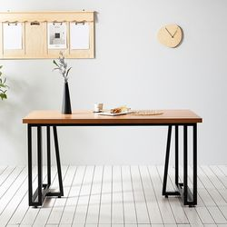 1200 코디 식탁 4인용 철제 테이블