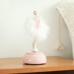 발레리나 핑크 오르골 연인 집들이선물 인테리어소품 감성소품