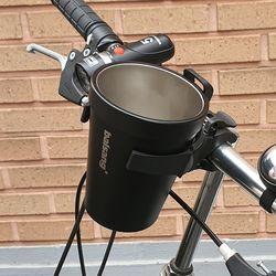 발상코퍼레이션 자전거 바이크용 보냉 컵홀더 라이딩 필수품