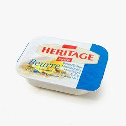 헤리티지 무염버터 포션 일회용 버터 소용량 10gx100개