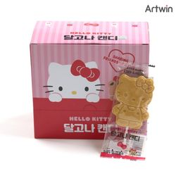 헬로 키티 달고나 캔디 60g BOX(12개입)