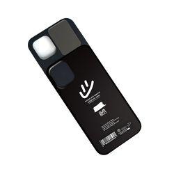case 484-unique tape m-card slide