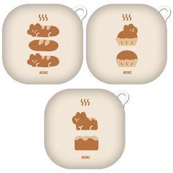 9C9C 빵인고양 갤럭시 버즈 라이브버즈 프로 하드케이스