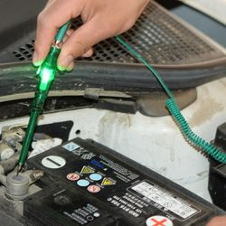 오토크루 차량용 검전기 12V 전류측정기