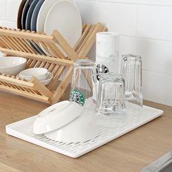 국내생산 홈키친 싱크대 컵받침 식기건조 트레이 KT50