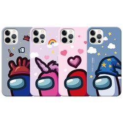 어몽어스 줌인 슬림케이스 아이폰13 Pro
