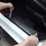 오토크루 문콕방지 차량용 카본 실내 PPF 노기스필름