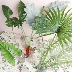 보테니컬 그린잎 조화(8type)