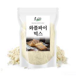 와플믹스 와플반죽 와플 베이킹 재료 1kg