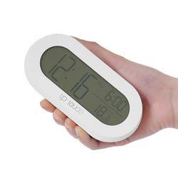 미니플 무소음 디지털 LED 탁상 알람 시계