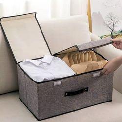 리빙 공간 수납 서랍 박스 옷장 의류 옷 이불 정리함