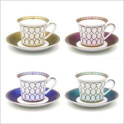 런던케이트 로얄케이트 웨지 컵&소서 (4종 택1)
