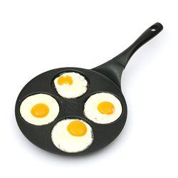 에그 4구 프라이팬 27cm 계란후라이팬