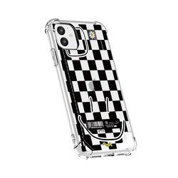 case 491-checkers M-bumper clear
