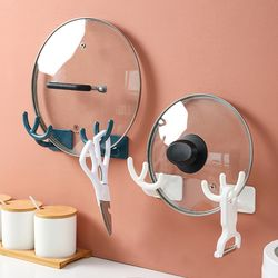 [무료배송] 사슴뿔형 다용도 주방걸이 욕실걸이 2쌍 (색상선택)