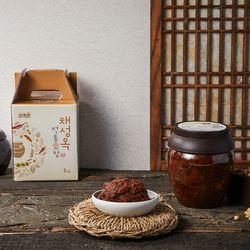 채성옥 국내산 전통 막장 1kg