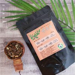 백초차 20g 국산 수제 건강차 잎차 전통 선물용