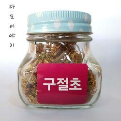 구절초차 5g 수제 국산 꽃차 전통 선물세트