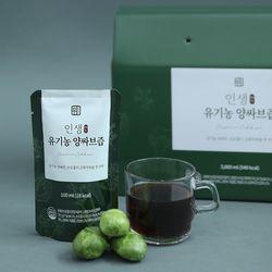 인생 유기농 양싸브즙(양배추+싸주아리쑥+브로콜리)