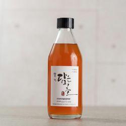 전통 건강식초 천연발효식초 담은초 딸기식초 300ml
