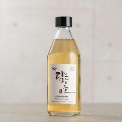 전통 건강식초 천연발효식초 담은초 사과식초 300ml
