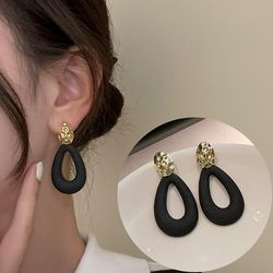 민티 럭셔리 패션 귀걸이