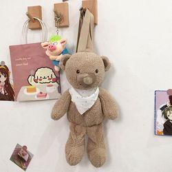 스카프베어 귀여운 곰돌이 크로스백 가방