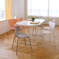 위드 타원형 테이블 1600