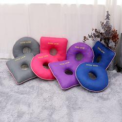 피칸데코 국내제작 에어메쉬 기능성 도넛방석 1개