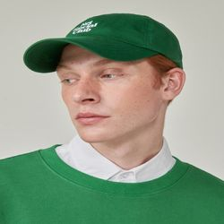 OG LOGO BALL CAP (GREEN)