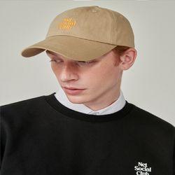 OG LOGO BALL CAP (BEIGE)