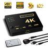 얼리봇 LHD340 3포트 4K UHD HDMI 선택기 셀렉터