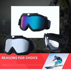 TM 스키 고글 오토바이 안경 라이딩 스노우보드
