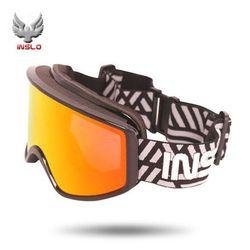 (INSLO) 스키보드 고글 주니어용 안경병용 DH1246
