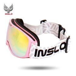 (INSLO) 스키보드 고글 쥬니어용 안경병용 DH1245