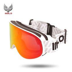 (INSLO) 스키보드 고글 성인용 안경병용 DH1248