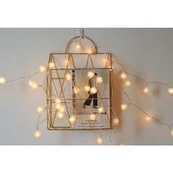 LED 50구 눈송이 가랜드 전구 와이어조명 장식용전구