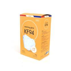 모닝글로리 늘푸른 황사방역용마스크 (KF94소형화이트)