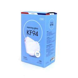 모닝글로리 늘푸른 황사방역용마스크 (KF94대형화이트)