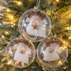 안젤리나천사인형벌룬볼 120mmR 크리스마스 TRBALC
