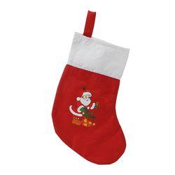 산타할아버지 성탄 양말 /크리스마스 선물주머니
