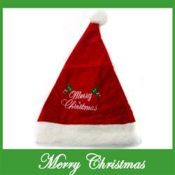 메리 크리스마스 고급 산타모자(성인용) 산타모