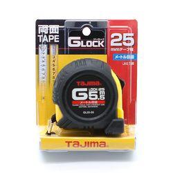 TAJIMA 줄자 GL25-55 5.5m 고무피복 스토퍼 타지마