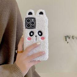 아이폰12 11 pro max xs 8 뽀글이 팬더곰 젤리 케이스