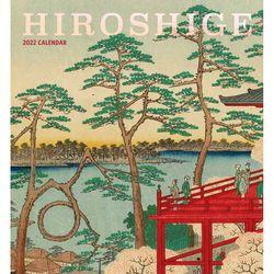 2022 캘린더 Hiroshige